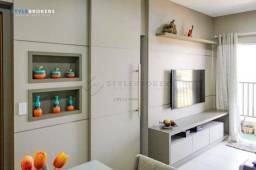Apartamento 03 qtos / Suíte - Condomínio Alvorada I Top I 02 vagas