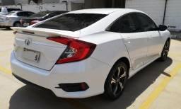 Civic G10 Exl Automático Flex Branco Perolizado - 2017