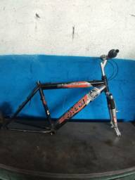 Quadro de Bike AluminiumSport