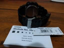 Relógio cassio G shock modelo 5081 preto comprar usado  Goiânia