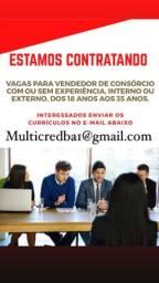 Vagas de emprego para consultor de vendas