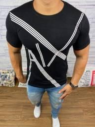 Camiseta Armani peruana