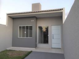 Casa 02 dormitórios sendo 01 suite,bairro Santa Cruz,Cascavel -PR