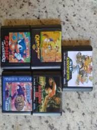 Usado, TODOS por 100 Reais Cartuchos de Mega Drive comprar usado  Limeira