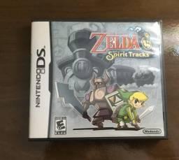 Jogo Zelda Spirit Tracks para DS comprar usado  Campinas
