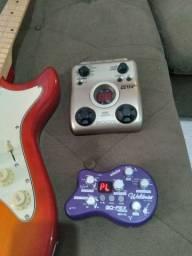 Pedaleira Guitarra