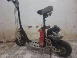 Patinete motorizado 2 machas