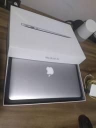 Macbook Air 2017 tela 13.3 HD 128gb memoria 8gb atualizado BigSur