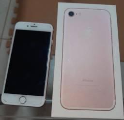 Iphone 7 128gb em excelente estado de conservação