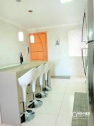 Apartamento com 2 dormitórios à venda, 67 m² por R$ 260.000,00 - Recanto Tropical - Cascav