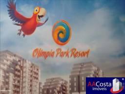 Apartamento à venda com 01 dormitórios em Jardim santa efigenia, Olimpia cod:2512