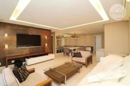 Apartamento de 4 quartos (4 suítes) e porteira fechada absolutamente espetacular no Majest