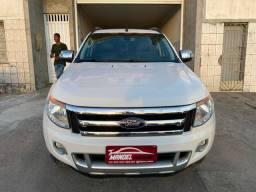 Ford ranger limited 3.2 4x4 diesel Aut, 2015/2015 novinha
