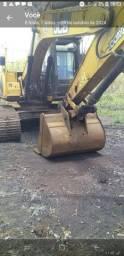 Escavadeira jcb 6.000horas 2 unidades ( 2012 )