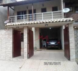 Casa com 3 quartos à venda, 139 m² por R$ 210.000 - Amendoeira - São Gonçalo/RJ
