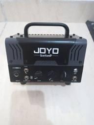 Amplificador Joyo Zombie + Gabinete