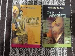 Clássicos da leitura brasileira