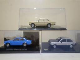 Kit Miniatura GM Chevrolet Chevette Escala 1/43