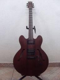 Guitarra Semi Acústica Condor Jc501 C/ Capa