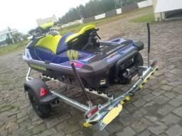 Jet ski 2021  wake 170 novidade com reboque + capa