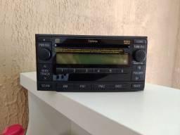 ? Vendo rádio Toyota