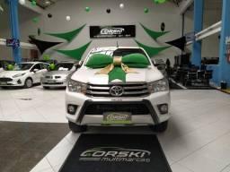 Toyota Hilux SRV 2.8 4x4 Diesel Automática 2017