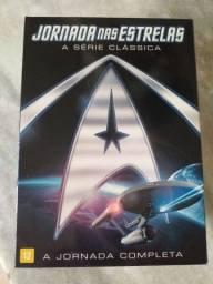 Box Star Trek Série Clássica COMPLETO