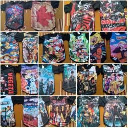 Blusas Animes & Games