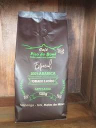 Café moído e torrado Pico do Boné especial