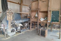 Equipamentos para Fabricação de Quireras, Fubá e milho