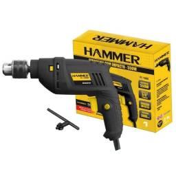Furadeira de Impacto 3/8 Pol. 550W - Hammer