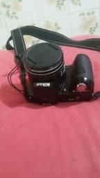 Vendo Câmera Nikon L110 Profissional