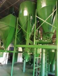 Maquinário Fabrica de Ração Semi Nova