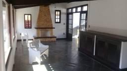 Linda casa no bairro Itamarati com área de lazer e piscina
