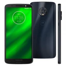 Moto G6 plus 64gb semi-novo