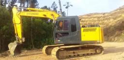 Escavadeira Hidráulica Hyundai 140LC-7