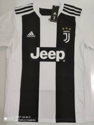 Camisa Juventus Home Adidas 18/19 - Tamanho: M