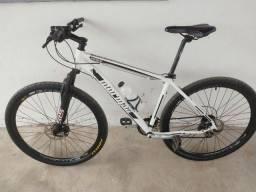 Bicicleta aro 29 troco por celular