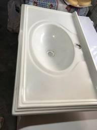 Pia/ louça de banheiro / Cuba / armário