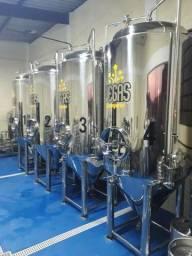 Fermentadores de cerveja