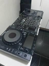 Par CDJ 900 nexus + mixer DJM 800