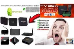 Conserto de todos os modelos de TvBox