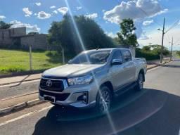 Toyota Hilux SRV 2.8 Diesel 2019 Toda Revisada