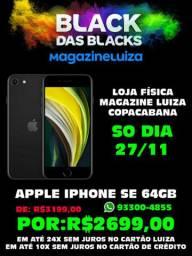 Iphone SE a Pronta Entrega Magazine Luiza Copacabana