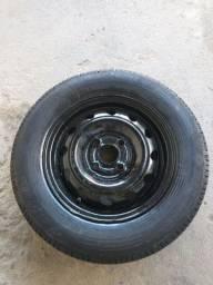 Roda completa aro 13
