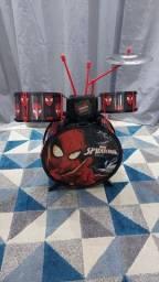 Bateria Infantil Homem Aranha - Toyng