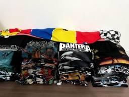 Camisas Consulado do Rock