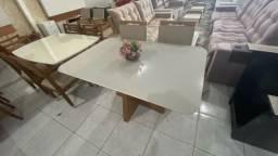 Título do anúncio: Mesa linda para ambientes clim menores pintura laka e madeira