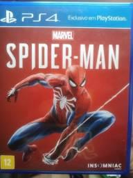 Título do anúncio: Marvel's Spider-man PS4