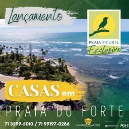 Imperdível, Lançamento - Praia do Forte Exclusive, 3/4 em 136m²